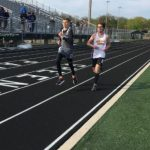 Central Boys Junior Varsity Track Compete at Woodland Conference JV Outdoor Championships