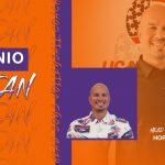 *Welcome* Coach Antonio Gaetan