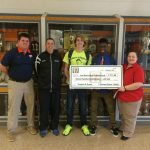 7-Eleven Donation to Track & Field