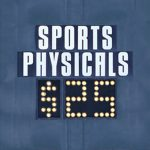VHSL Sports Physicals for 2017-18 (Tues., May 30th & Thurs., June 1st)