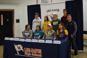 National Letter of Intent Signing Day on Nov. 8th