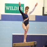 Varsity Gymnastics on Dec. 6th vs. Atlee, Hanover, & Patrick Henry (3/3)