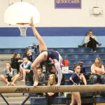 Varsity Gymnastics on Dec. 6th vs. Atlee, Hanover, & Patrick Henry (2/3)