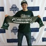 James Frederick Moore signs National Letter of Intent (NLI)