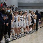 Varsity Girls Basketball - Sectional Championship