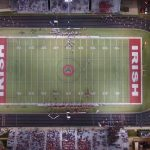 Aerial Photos from St. Francis Football Game