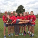 Girl's Cross Country Heading to States