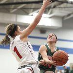 Lady Irish Take Down Unbeaten Oak Harbor in District Semi-Final