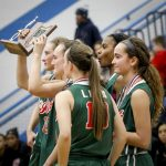 Lady Irish Hoops Complete Strong Season with District Runner-Up Finish