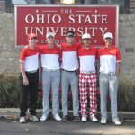 Irish Golf Team Finish 9th at State Championship! #GoIrish
