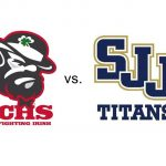 Pre-sale Tickets for CCHS vs SJJ Boys Basketball Game on sale now #GoIrish