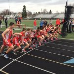 Fighting Irish track teams ran strong against Northview and NDA – #GoFarGoIrish