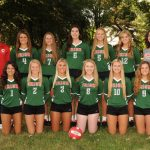 Lady Irish Volleyball Team in District Finals Tonight vs Oak Harbor in Findlay #GoFarGoIrish