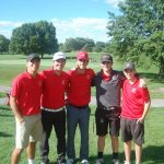Powers and Fighting Irish Golf Team Win Sectionals  #GoFarGoIrish