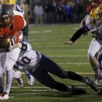 The Blade: Central Catholic moves on with 45-27 win over Clyde