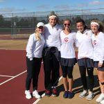 Lady Irish Tennis Update – State Bound!