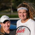 Lady Irish Places 2nd at State Team Tennis Tourney
