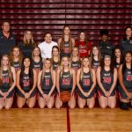 Lady Irish Hoops Sweep Little Giants