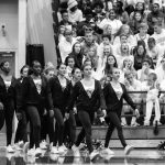 IDT at Halftime of the Fighting Irish vs. Titans Basketball Game