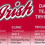 2019 Irish Dance Team Tryouts