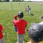 2019 Fighting Irish Baseball Camp Photos