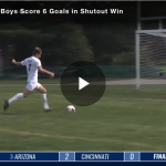 BCSN Video: Central Catholic Boys Score 6 Goals in Shutout Win