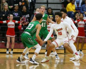 Fighting Irish Boys Basketball vs. Celina 2020