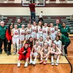 Lady Irish Hoops Claim Sectional Championship