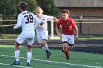 Varsity Boys Soccer Match vs. Lima Shawnee