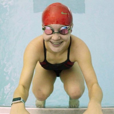 DuBois qualified for the District Swimming Meet at BGSU