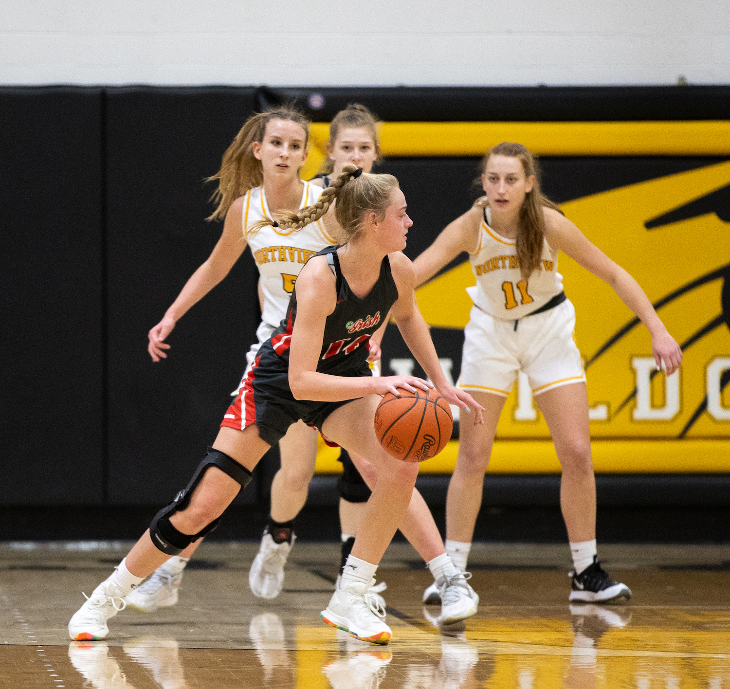 Kaitlyn Moeller Garners Honorable Mention All-Ohio Recognition
