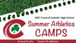 Central Catholic Offers Summer Athletics Camps in June & July