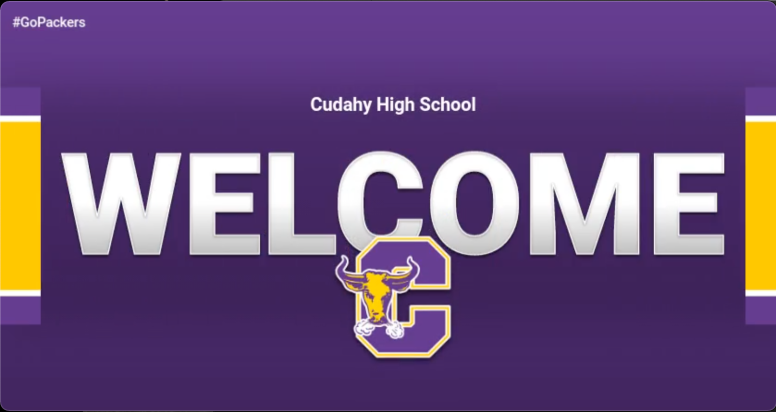 The New Home of Cudahy Athletics!