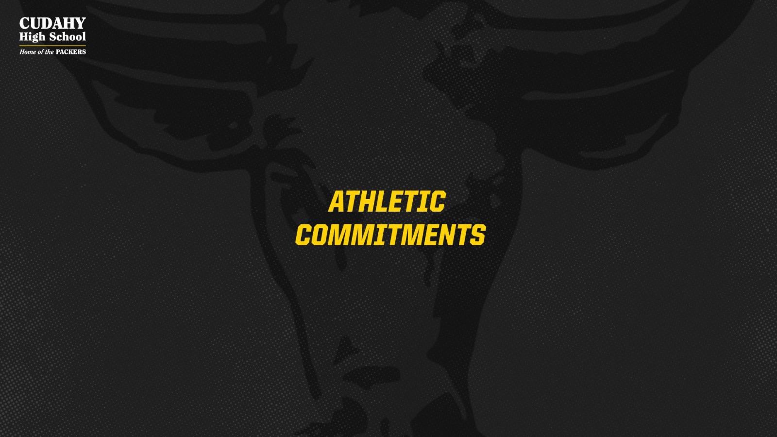 2020-21 Senior Athletes Make Their Post-Secondary Commitments