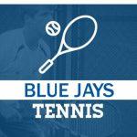 Lady Jay tennis competes in Washburn Quadrangular