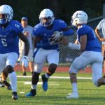 Blue Jays show off speed in annual scrimmage