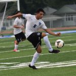 Davis scores first career goal, Blue Jays fall short against Topeka