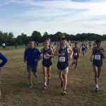 B/G cross country team results from Manhattan Invitational