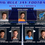 Blue Jays Football Players of the Week