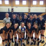 Lady Jays Finish Third at William Chrisman Tournament