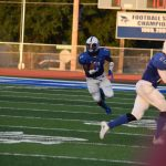 Blue Jays roll over Topeka West, 56-0