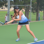McKenzie Qualifies for State Tennis Tournament
