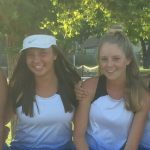 Doubles Team of Post and Dombrowski Lead Lady Jays at Conference Tournament