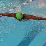 Junction City High School Boys Varsity Swimming falls to Manhattan High School 5-4