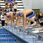 Junction City High School Boys Varsity Swimming finishes 13th place
