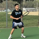 Blue Jay tennis finishes 1-2 at the Washburn duals