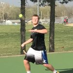 Blue Jay Tennis Finishes 2nd at Seaman Invite