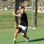 Blue Jay Tennis Team Finishes 7th at Centennial League Tournament
