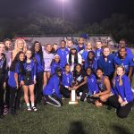 Lady Jays Track and Field take Centennial League