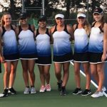 Lady Jay Tennis Finishes Strong at Home